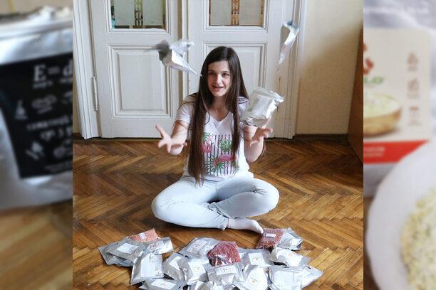 Сушеная еда в Украине